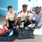 FRSC Officials Safeguard Nigerian-Norwegian Man's Money, Items – Career (photos)