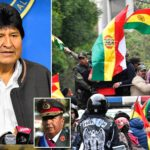 Bolivia President Evo Morales Resigns Amidst Hot Protests (photos)
