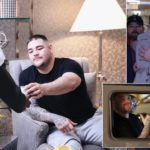 I'll Make History Again – Andy Ruiz Jr Arrives In Saudi Arabia, Vows To Beat Anthony Joshua For A Second Time (photos)