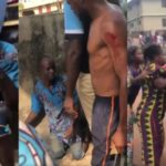 Man Trying To Steal Panties From A FUTA Student's Apartment, Caught (video & photos)