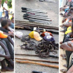 Police arrests 2 wanted suspects, 70 others in Bauchi