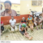Pastor Using His Church As 'Torture Centre' Arrested In Lagos, 15 Victims Rescued (photos)