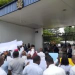 Over 500 Civil Servants Cry Out Over Unpaid Salaries In Cross Rivers (photosà