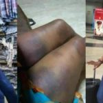 Man Catches Wife Sleeping With Another Man In The Boutique He Opened For Her (Photos)