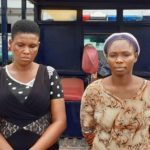 Police rescue 3 children from suspected female traffickers