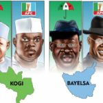 LIVE UPDATES: Bayelsa, Kogi Elections (photos & video)