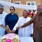 Nigerian Female Senator Ordained As Pastor Of A Church (Photos)