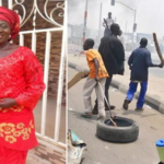 Thugs Burn Kogi PDP Women Leader To Death