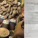 Man shares a N1m traditional wedding list his relative received from his in-laws in Mbaise, Imo State.