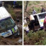 PHOTOS: Five Members Of The Same Family Killed In Accident Caused By Flood In Kenya