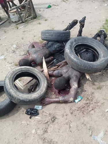 Female Kidnapper Who Caught With Schoolboy Escapes Lynching In Lagos