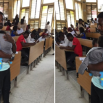 UNICAL Lecturer Helps Student Babysit Set Of Twins During Exam