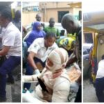 UPDATE: Two Dead, Many Others Burnt In Gas Explosion In Lagos (PHOTOS & VIDEO)