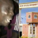 PHOTOS: Sexual harassment: How an EKSU lecturer was exposed by a female student