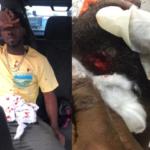 Orezi Survives Car Crash On Third Mainalnd Bridge, Suffers 'Broken Jaw'