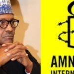 No One Should Be Jailed For Exercising Their Freedom Of Expression – Amnesty Int'l Tells Buhari