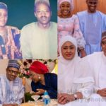 President Buhari and wife, Aisha Buhari celebrate 30th wedding anniversary (photos)