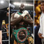 Deontay Wilder And Tyson Fury Are The Best In The World, But I'd Beat Them – Anthony Joshua Boasts