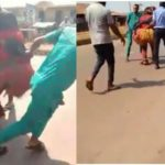 Drama As Masquerade Gets Arrested In Broad Daylight By Anambra Police (Photos & Video)
