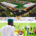 Sanwoolu Names Onikan Stadium After Mobolaji Johnson (photos & videos)