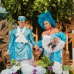 Adorable Photos Of Chinese Man, Jason Who Marries Akwa Ibom Girl, Eka