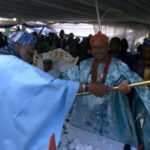 Akeredolu Presents Staff Of Office To Olowo Of Owo (photos)