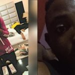 "Angry Girlfriend ""Organizes"" Area Boys To Beat Up Her Boyfriend Who Slapped Her (Photos)"