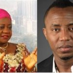 'Who Drama Epp? Every Lie Will Expire' – Lauretta Onochie Mocks Sowore