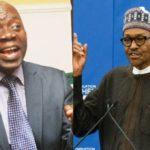 Buhari Replies Falana On 'Third Term Agenda', Amending Constitution