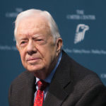 Former US President Jimmy Carter, 95, Hospitalized For Urinary Tract Infection