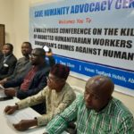 Killing Of Aide Workers: It Is Time For The World To Sanction France, Other Terrorists' Promoters For Crimes Against Humanity — SHAC