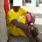 Nasarawa Man Arrested For Chaining Daughter And Dragging Her On The Street