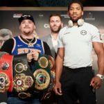 Joshua Much Lighter, Ruiz Much Heavier For Rematch