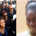 Tears As LASU Students Hold Candlelight For Murdered Colleague (Video)