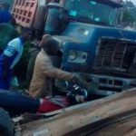 Tragedy Struck In Osun Community As Truck Kills Pregnant Woman And Two Others