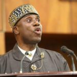 Angry Nigerians Attack Minister of Transportation, Rotimi Amaechi In Spain
