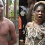 Accused Yahoo Boy Sets Girlfriend On Fire For Allegedly Cheating On Him (video)