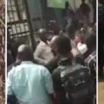 VIDEO: Tension In Lagos Community As OPC Member Kills 25-Year-Old Man