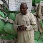 Weeks After Serving Jail Term, NDLEA Officers Arrest 55-Year-Old Drug Trafficker