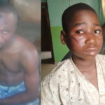 PHOTOS: Alfa Arrested After Assaulting 10-Year-Old Boy With Hot Pressing Iron In Ilorin