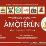 South West Governors Set to Launch Operation Amotekun (PHOTOS & VIDEO)