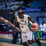 Dike Azuoma: How I switched from football to basketball