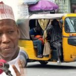 Ganduje Suspends Law Against Men And Women Boarding Same Tricycles In Kano