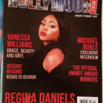 Regina Daniels Bags New Award, Appears On Hollywood Magazine