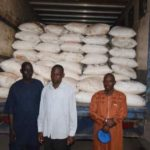 Three arrested for stealing 300 bags of fertiliser