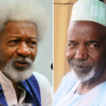 Soyinka at war with Balarabe Musa over Amotekun