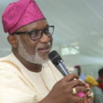Amotekun: South-West not against Buhari, says Akeredolu