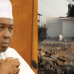 Saraki Reacts On Demolition Of Ile Arugbo And Reveals Next Line Of Action