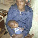 Meet Fidausi Yusuf, Woman Who Was Rescued From Kidnappers After Being Abducted With Her Baby
