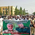 US/Iran Face-Off: Group Calls For Red Alert On IMN Members Over Threat To American, British Citizens In Nigeria